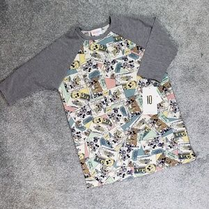 Disney Collection Sloan Kids Top Size 10